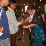 Aid to Blind
