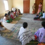 Book Keeping and Motivational Training to SHGs