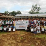 Financial Literacy program Organised in collaboration with RGVN supported by CRISIL
