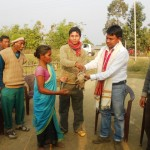 Piglet distribution program