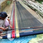Rabha Traditional Weaving