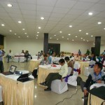 Secretary of DiYA Foundation address in a Conference